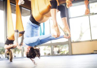 Amaca per pilates e yoga